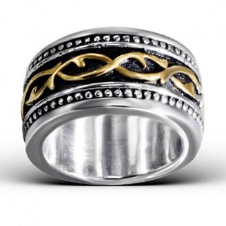"""Prsten z chirurgické oceli """"Spartacus"""""""
